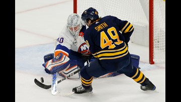 Sabres sign C.J. Smith to two-year deal