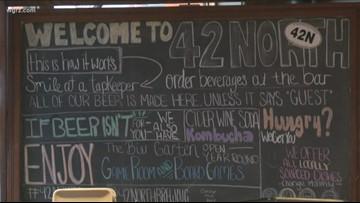 42 North celebrating beer week & Borderland