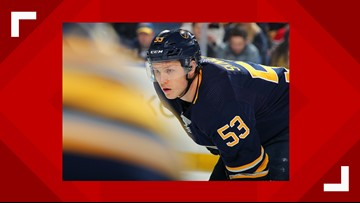 Buffalo Sabres' Jeff Skinner voted in by fans to 2019 NHL All-Star game