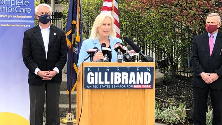 Gillibrand: 'Outrageous' prescription drug prices call for congressional action