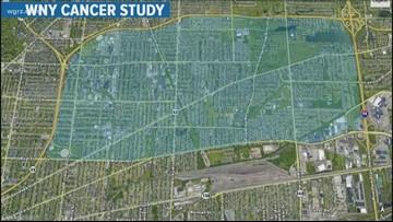 Community agencies discuss high rates of cancer in parts of Buffalo, Cheektowaga