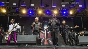 Earth, Wind and Fire returning to Artpark