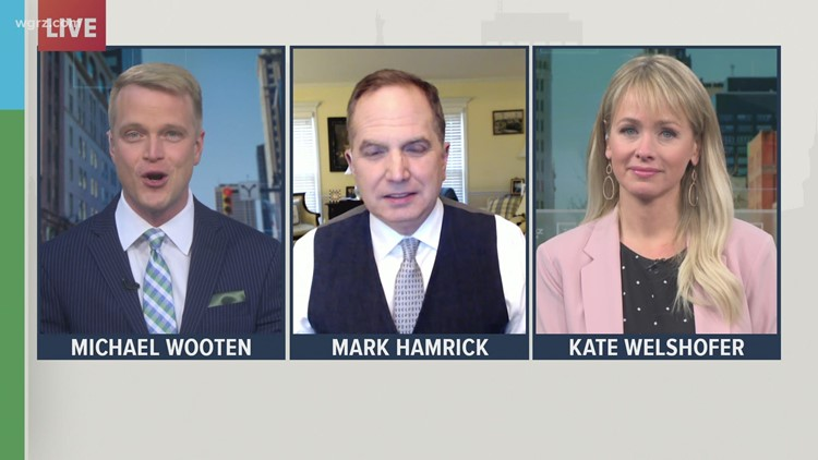 Friday Town Hall: Mark Hamrick of Bankrate.com discusses new U.S. jobs report