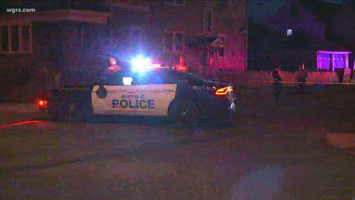 Erie County District Attorney reports major increase in Buffalo shooting deaths