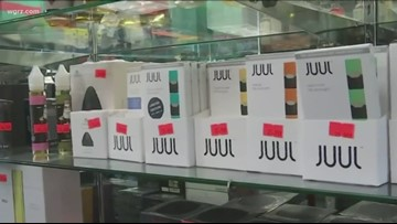 New York latest to sue e-cigarette manufacturer JUUL