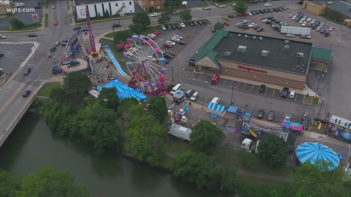 Western New York summer events under new CDC mask guidance