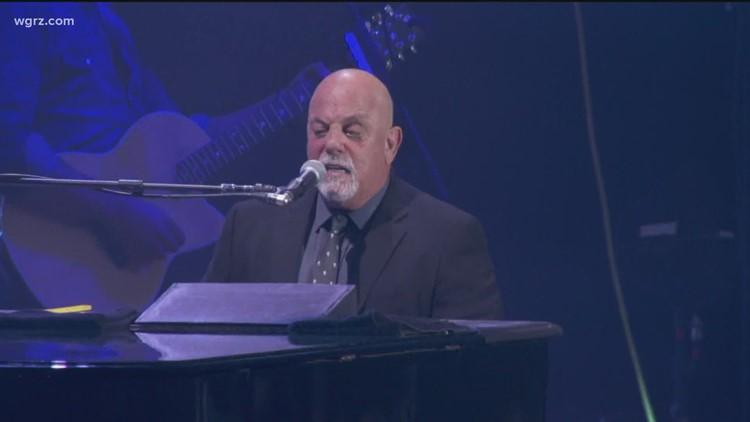 Remaining Billy Joel Tix Go On Sale Friday