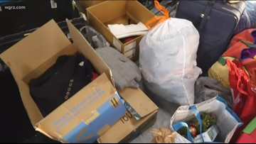 Thousands of donated items will support Lancaster fire victims