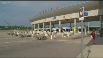 Border Travel restrictions begin at 12am