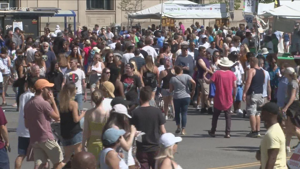 Local events altering plans due to state COVID guideline changes