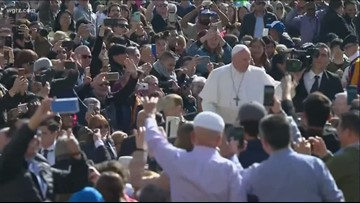 Pope Annouces New Law On Reporting Abuse