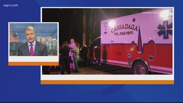 11 Hikers Rescued From Chautauqua Woods