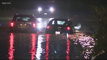 Thousands Impacted By Morning Flash Flooding