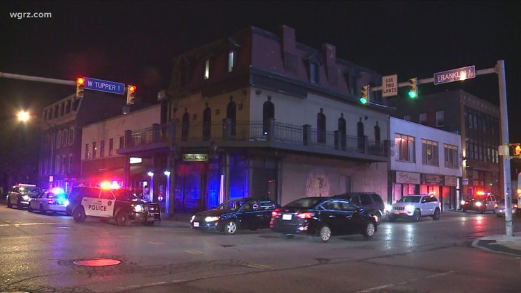 37-year-old man arrested following shots fired call in downtown Buffalo