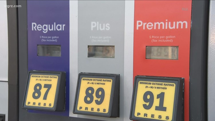 Gas prices continue to rise across the country