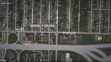 Woman ejected and killed in Cheektowaga crash
