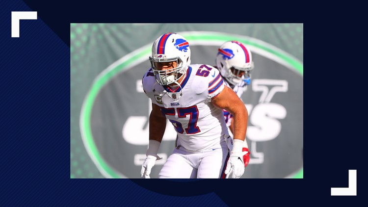 Bills sign Alexander to one-year contract
