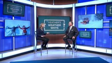 Heather's Weather Whys: How Storm Team 2 makes a winter forecast