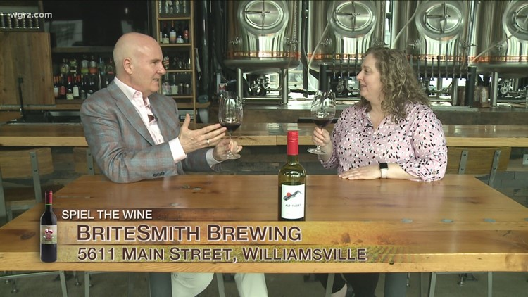 Kevin is joined by Wine Enthusiast, Anne McKenna for this week's first Wine of the Week