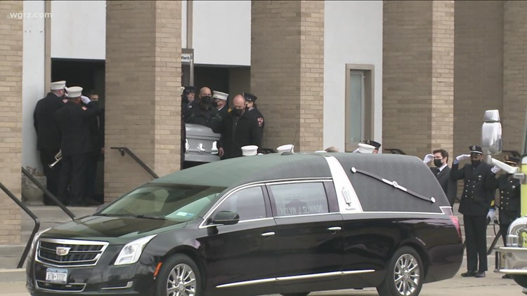 Longtime  Fire Commissioner Laid To Rest