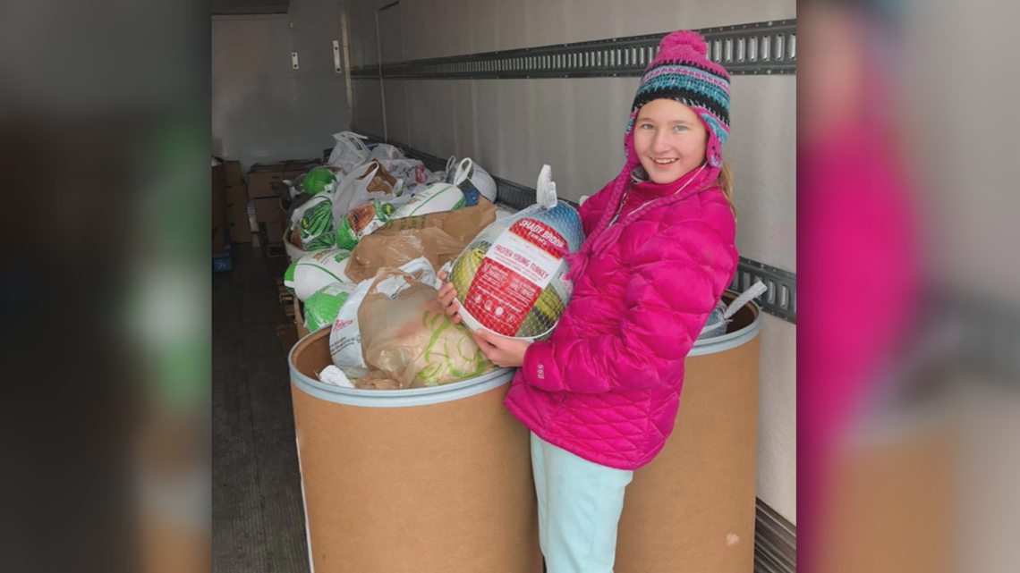 WNY's Great Kids: Orchard Park girl is a dedicated volunteer for FeedMore WNY