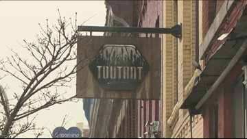 Toutant to reopen Thursday