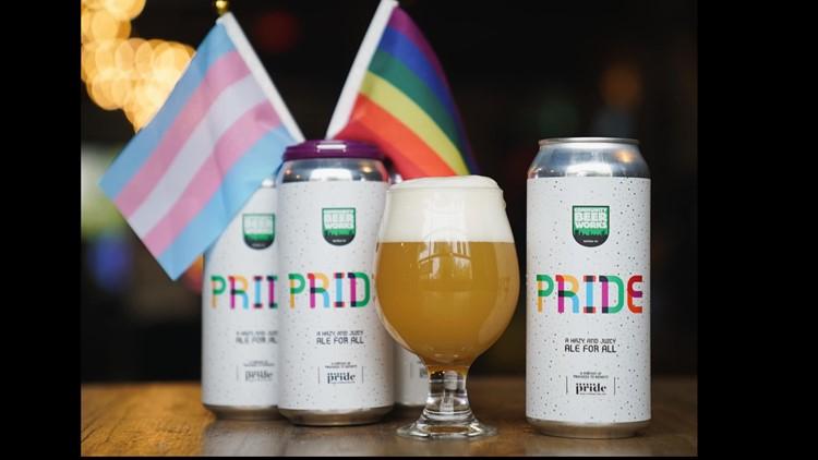 Buffalo's Community Beer Works releases Pride beer