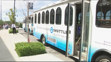 Discover Niagara Shuttle expands reach in Niagara County