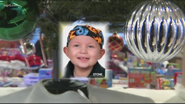 Families 'adopted' at John R. Oishei Children's Hospital