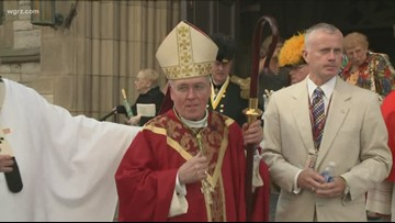 NYC Cardinal Investigates Buf Diocese