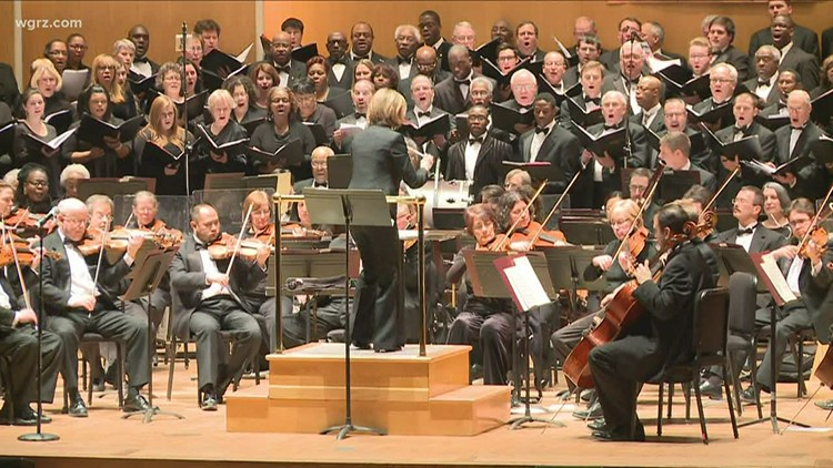 Buffalo Philharmonic latest to require full vaccination for patrons