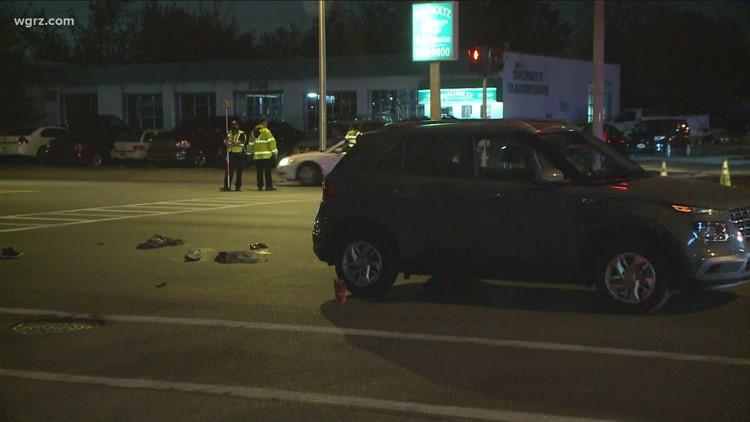 2 Pedestrians Hit On Sheridan Drive