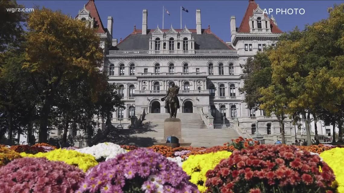 Lt. Governor discusses Cuomo investigations