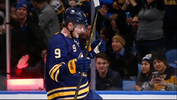 Sabres' Eichel to play in World Championships