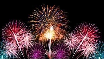 2019 WNY Fireworks
