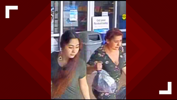 Town of Hamburg Police looking for quick change scam artists