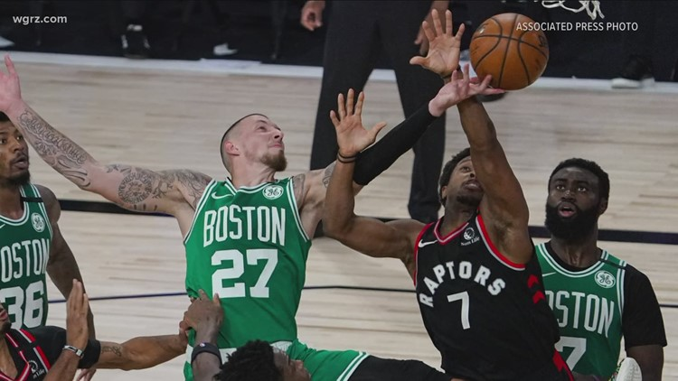 Report Tampa Bay Emerging As Likely Choice For Toronto Raptors Wgrz Com