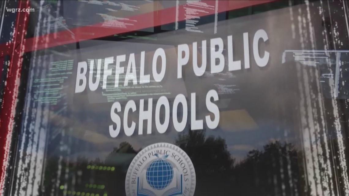 Aftermath of cyberattack on Buffalo Public Schools