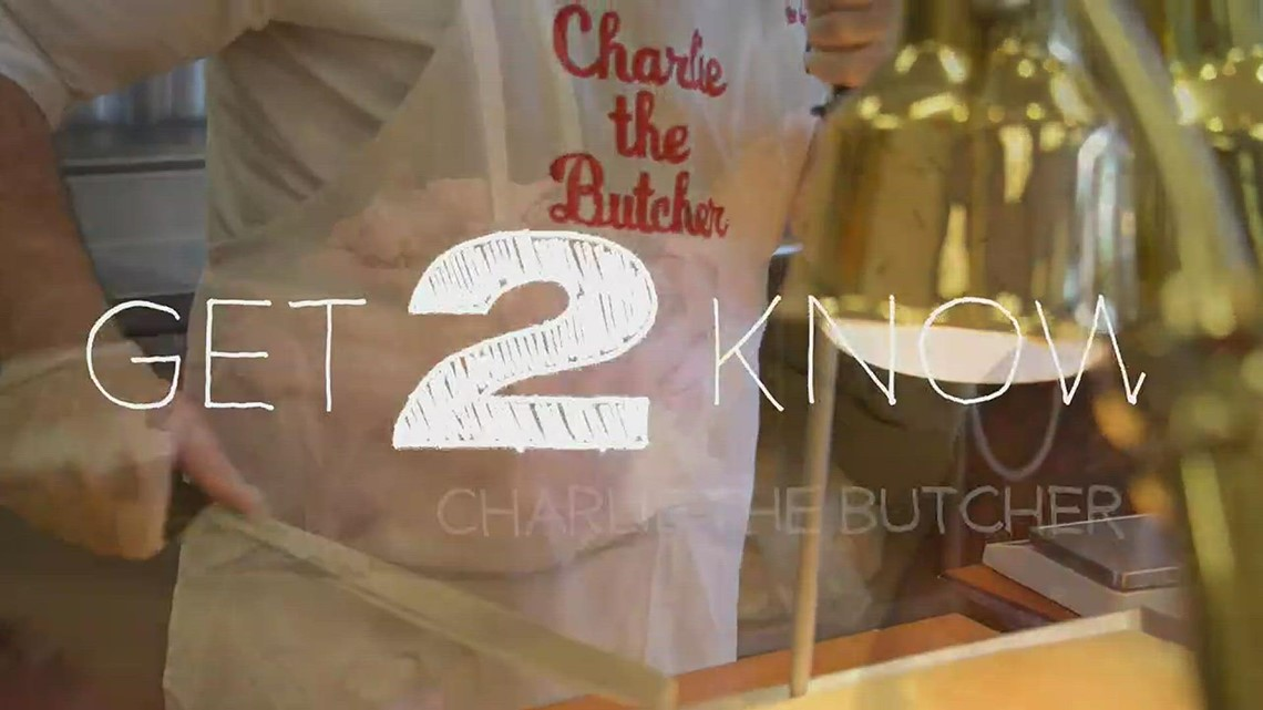 Get 2 Know Charlie the Butcher
