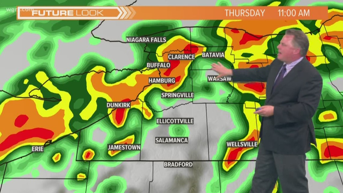 storm team 2 patrick hammer has your midday forecast for