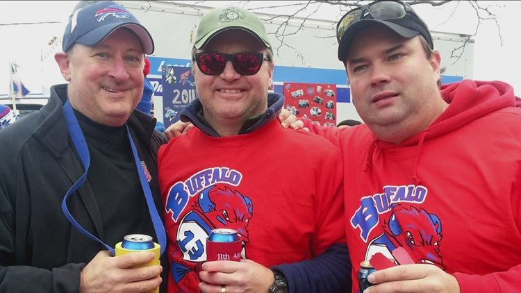 Fundraiser for WNY youth hockey, baseball official who died of COVID