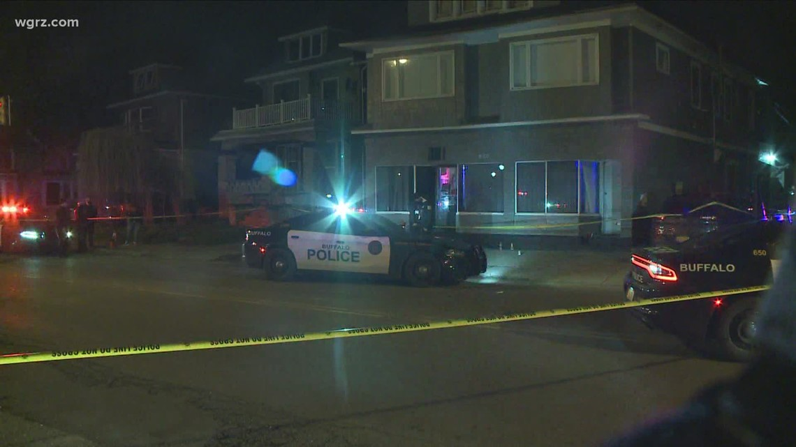 Deadly Overnight Shooting  On Walden Ave