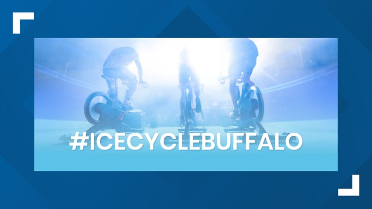 IceCycle -  New cycling event raises over $175,000