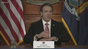 Siena College Poll: 87% of New Yorkers approve of Gov. Cuomo's handling of coronavirus