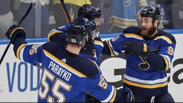 O'Reilly's three assists help Blues advance to Cup Final