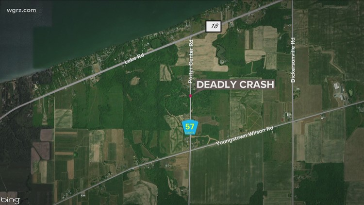 One dead in Town of Porter overnight crash