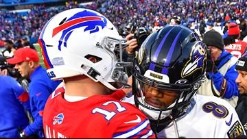 Sports Talk Live Buffalo: Digital breakdown Bills vs. Ravens, looking ahead to Pittsburgh