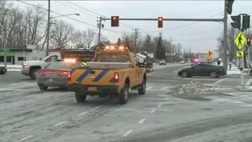 Pedestrian hit on Walden Avenue in Lancaster