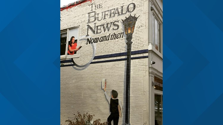 The Buffalo News, Then and Now