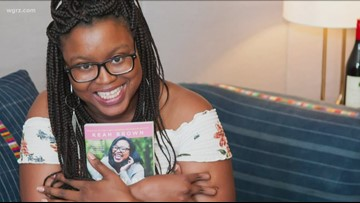 Lockport author Keah Brown shares mission to spread positivity